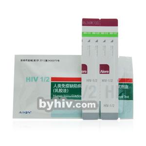 艾博1份+雅培2份(高危4周检测方案,推荐搭配)